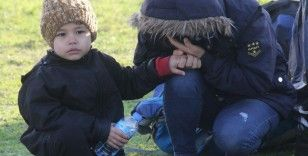 Göçmenleri 'Avrupa'ya götürüyoruz' diye Adana'ya getirdiler