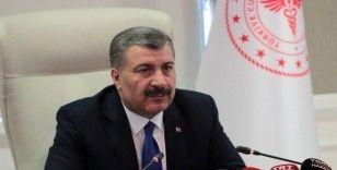 Bakan Koca: 'Sınırımıza yakın bölgede hastalığın görülmediğini ifade ettiler'