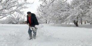 Erzincan'ın yüksek kesimlerinde kar yağışı bekleniyor