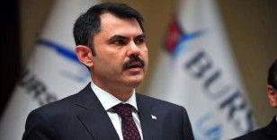 Bakan Kurum: 'Riskli binaların yıkım sürecini hızlı şekilde başlatıyoruz'