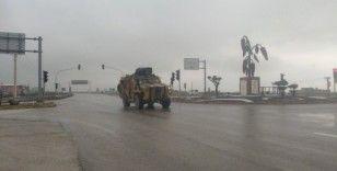 Suriye sınırına tank ve kobra sevkiyatı