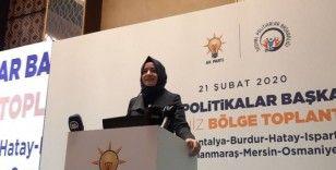 AK Parti Genel Başkan Yardımcısı Kaya: 'Gezi Parkı olaylarının askeri darbe ve muhtıralardan farkı yok'