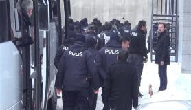 Erzurum'da FETÖ operasyonu: 17 polis memuru gözaltına alındı