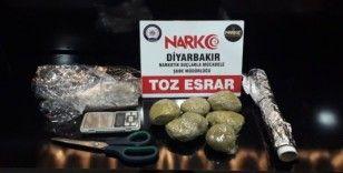 Diyarbakır'da 2 ayda 1 ton esrar, 10 kilo eroin ele geçirildi