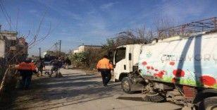 Tarsus'da bahar temizliği çalışmaları başladı