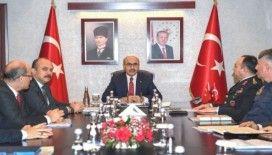 Adana'da otobüs kazalarının önlenmesine yönelik toplantı