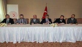 """Van'da """"TRB2 Uluslararası Eğitim Bilimleri Kongresi Düzenleme İşbirliği Protokolü"""" imzalandı"""