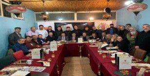 ERGAB üyeleri Osmanlı kültürünü yaşadı