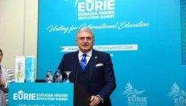 EURAS ve EURIE Genel Başkanı Aydın: 'Küresel akademi camiasında iş birliği şart'