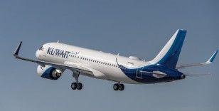 Kuveyt Havayolları, virüs nedeniyle İran'a uçuşları askıya aldı