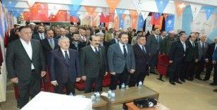 AK Parti Derecik İlçe Başkanlığına Evin seçildi