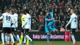Beşiktaş uzatmada galibiyeti kaçırdı