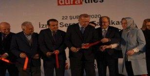 Cumhurbaşkanı Erdoğan: 'Bu ülkede taş üstüne taş koyanın başımız üstünde yeri vardır'
