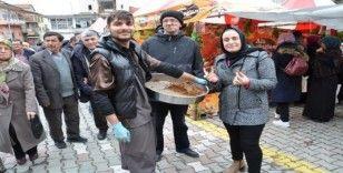 Simav'da Gaziantep'in yöresel ürünleri tanıtıldı