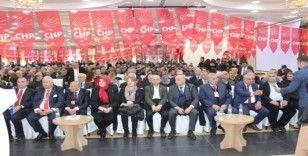 Tokat'ta CHP kongresinde gerginlik