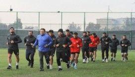 Hatayspor, Osmanlıspor maçı hazırlıklarına başladı