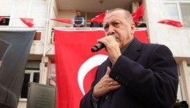Cumhurbaşkanı Erdoğan: Yalova'da milyonlarca lira CHP'li idarecilerce talan edildi