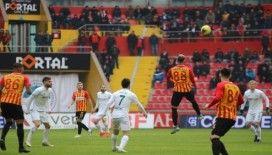 Hes Kablo Kayserispor: 2 - Konyaspor: 2