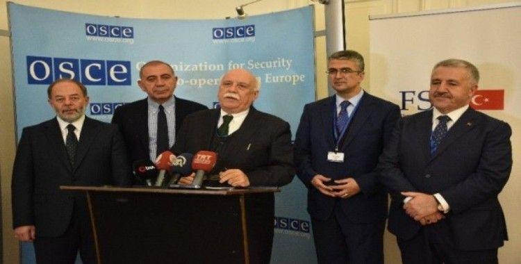 """AGİT Parlamenter Asamblesi Türk Heyeti Başkanı Avcı: """"Göç konusunda Türkiye yeterli desteği alamıyor"""""""