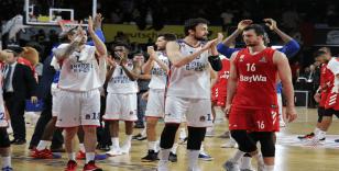 THY Euroleague'de Türk takımlarından 2'e 1
