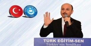 """Türk Eğitim-Sen Genel Başkanı Geylan: """"Ceren Damar Şenel'in katilinin hak ettiğini, adaletin de yerini bulduğunu düşünüyoruz"""""""