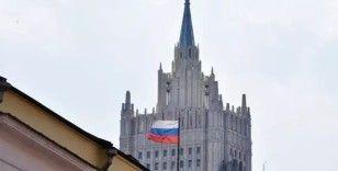 Rusya Dışişleri: 'Ocak ayı itibariyle 8 kez Rus hava üssüne saldırıldı'