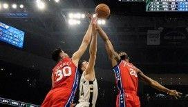 Furkan Korkmaz'ın 17 sayısı Philadelphia 76ers'a yetmedi
