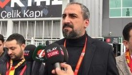 Hes kablo Kayserispor Asbaşkanı Mustafa Tokgöz: