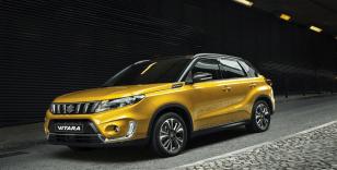 Kompakt SUV'un en çok değerlenen modeli Suzuki Vitara
