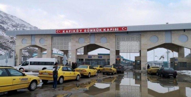 Türkiye ile İran arasındaki kara hudut kapıları kapatıldı
