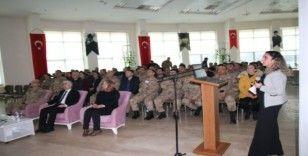 Iğdır'da kadına yönelik şiddet eğitimi