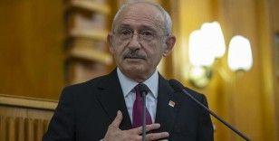 CHP Lideri Kılıçdaroğlu, Vali Bilmez'den bilgi aldı