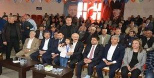 AK Parti Bozyazı İlçe Başkanı Taş, güven tazeledi