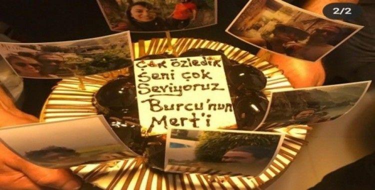 Uludağ'da hayatını kaybeden dağcılardan Mert Alpaslan'ın eşinden duygusal paylaşım
