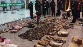 Çin'den yabani hayvanların ticaretine yasak