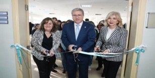 Ege'de modern moda atölye ve laboratuvarları hizmete açıldı