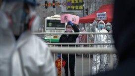 Çin'de Kovid-19 salgınında ölenlerin sayısı 2 bin 594'e yükseldi