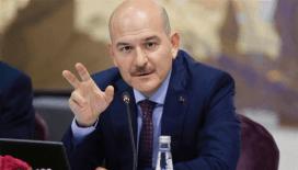 İçişleri Bakanı Soylu: 'Devletin bütün yetkilileri bölgede'