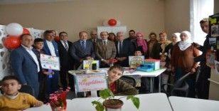 Savuca Fatma Suat Okulu'na 'Destek Hizmetleri Sınıfı'  açıldı