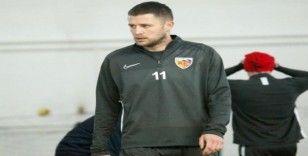 Kayserispor'un golcüsü Artem Kravets: '1 puan teselli oldu'