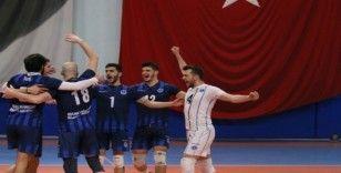 Kağıtspor Voleybol Takımı play-off'u garantiledi