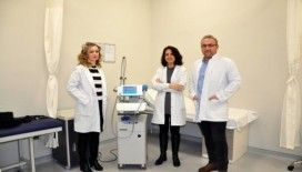 Hastalar, şok dalga tedavisi ile şifa buluyor