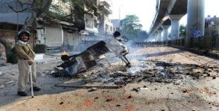Hindistan'da vatandaşlık yasası protestosu: 7 ölü