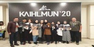 Şehit Gökhan Esen Anadolu İmam Hatip Lisesi KAİHLMUN'20'ye katıldı