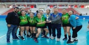 Anadolu Üniversitesi Yıldız Kadınlar Hentbol Takımı Türkiye finallerinde