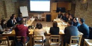ADÜ'nün ortağı olduğu uluslararası projenin 4. toplantısı Çek Cumhuriyetinde yapıldı