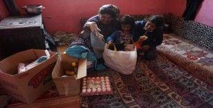 Yoksul ailenin yaşam mücadelesi