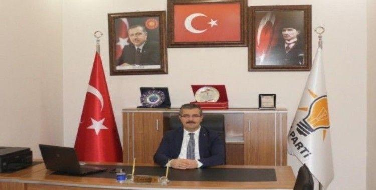 AK Parti Horasan İlçe Başkanı Karataş'tan kongreye davet