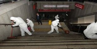 Ankara Büyükşehir salgın hastalıklara karşı önlemlerini artırdı