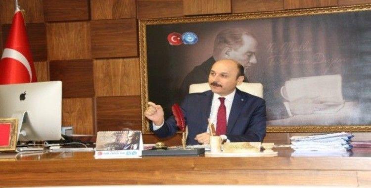 """Türk Eğitim-Sen Genel Başkanı Geylan: """"Üniversitelerde akademik atama ve yükseltilmenin sınırlandırılması Türk bilimini olumsuz etkiler"""""""